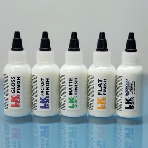 LK Top Coat 5 PACK STARTER KIT - CustomizerDepot