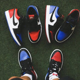 "Air Jordan 1 Low ""Top 3"" - CustomizerDepot"