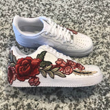 "Nike Air Force 1 ""Floral"" - CustomizerDepot"