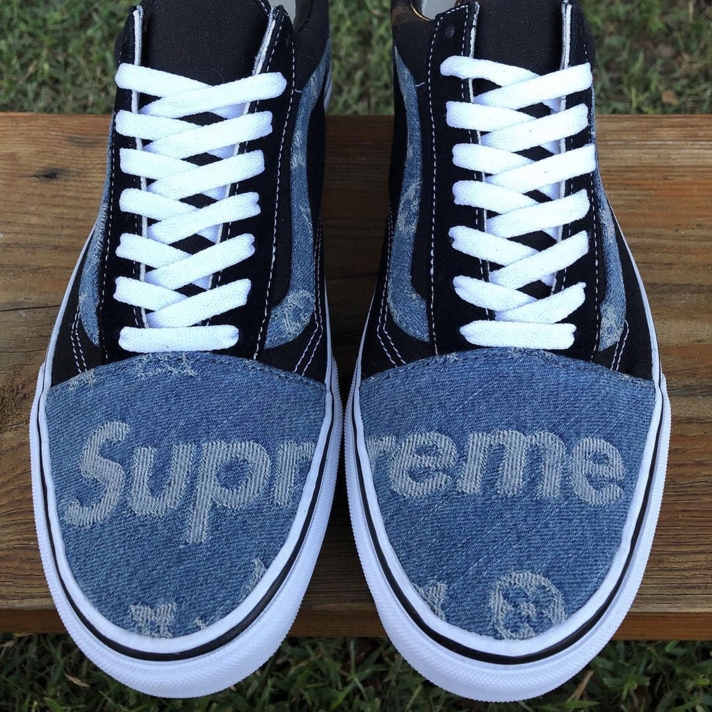Acquista vans supreme lv OFF75% sconti