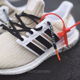 "Adidas Ultra Boost ""Off White"" - CustomizerDepot"