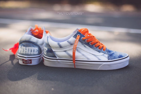"Vans Old Skool Denim ""Off White"""