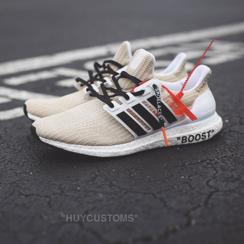 "Adidas Ultra Boost ""Off White"""