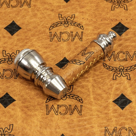 MCM Cognac Pipe - CustomizerDepot