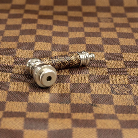 LV Damier Ebene Pipe - CustomizerDepot