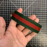 Gucci Web Dog Collar (Shortened Version)