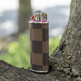 Damier Ebene Lighter Sleeve - CustomizerDepot