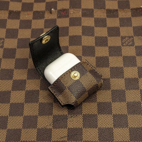 Louis Vuitton Damier Ebene Apple AirPods Case - CustomizerDepot