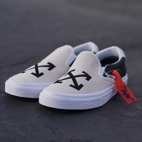 "Vans Slip On 59 ""Off White"""