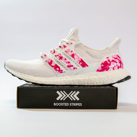 "Boosted Stripes ""Pink Camo"""
