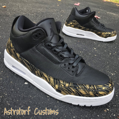 "Air Jordan Retro 3 ""Wings"" - CustomizerDepot"