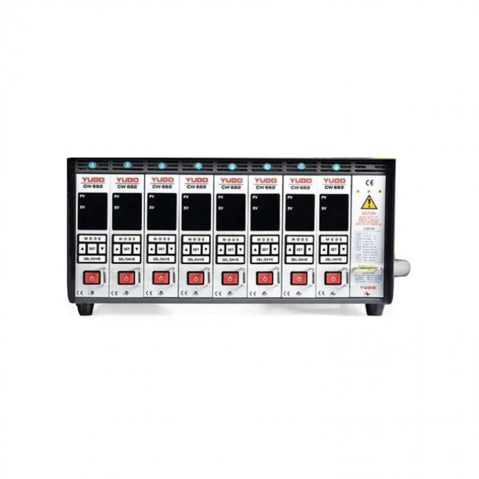 8-Zone Temperature Controller CW662-08 CONTROLLER W/ SEPARATE DME STD POWER/THER
