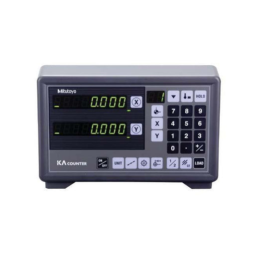 Mitutoyo 2 Axis KA Counter 174-183E