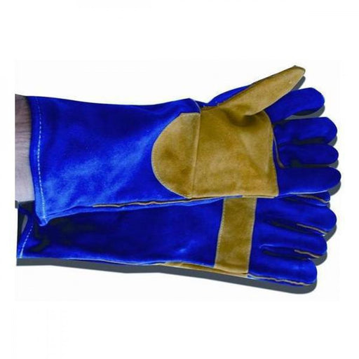 Glove Welders Blue Kevlar W-1502 Blue Eagle 400mm