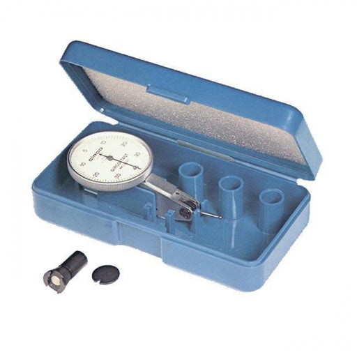 Dial Test Indicator Horizontal Range 0.5mm x .01 Graduations, 27.4mm Face