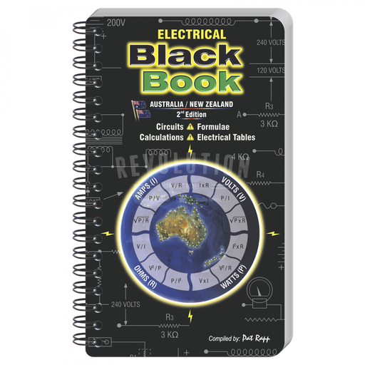ELECTRICAL BLACK BOOK AUSTRALIA/NZ 2ND EDITION