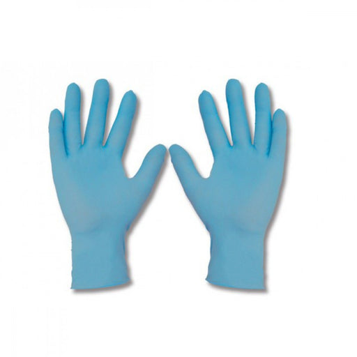 Glove Nitrile Disposable Powder Free Large (Box Of 100)