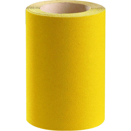 115mm x 50m P40 YELLOW-E PAPER ROLL RI6104