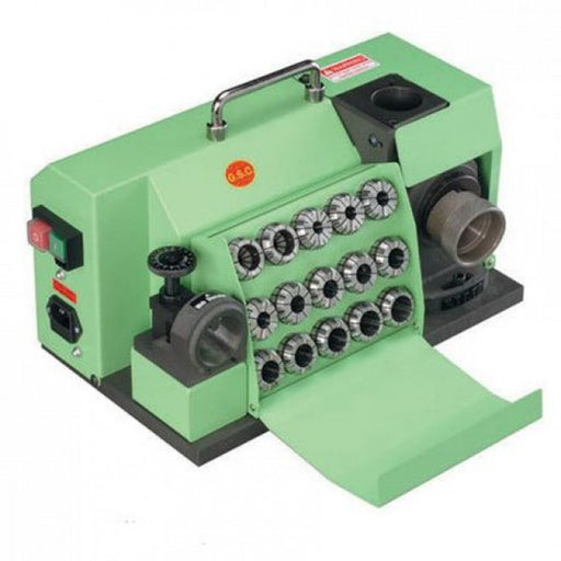 GS-21 Drill Sharpening Machine 8-22mm Capacity