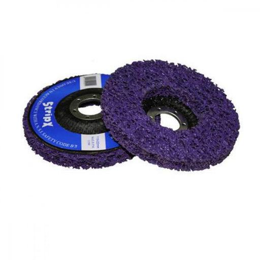 100x16mm STRIPX PURPLE D/C DISC BC1050