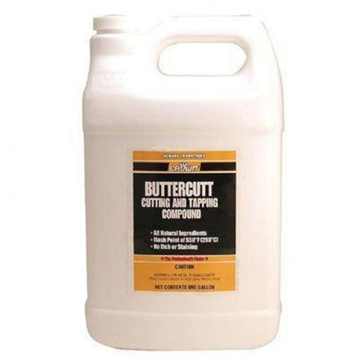 Drilling / Tapping Liquid In Gallon Container CROWN BUTTERCUT 5041