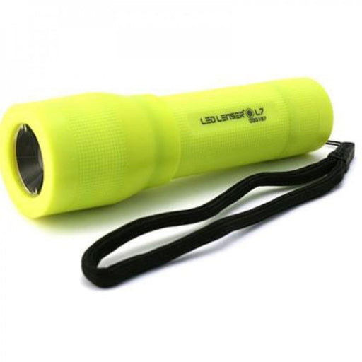 Led Lenser L7 Torch 3 x Aaa Polycarbonate Smash-Proof Body