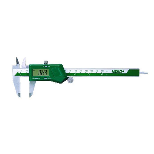 "Insize Caliper Digital 100mm/4"" 0.01mm/ .0005"" 1111-100A"