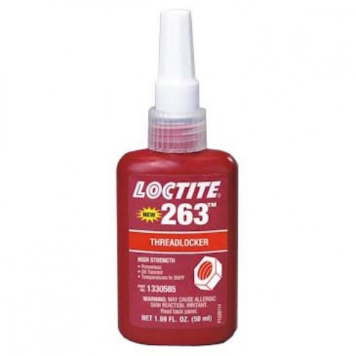 Loctite 263-50 Super Stud Lock 50ml (SUPERCEDES 262-50 )