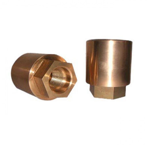 Plunger Tip 54mm Diameter Beryllium Copper M30 x 2mm Thread