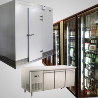 Refrigerators & Coolrooms