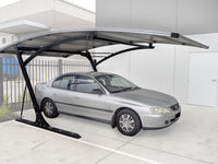 DIY Cantilever Carport Single Bay Carport CPS Heavy Duty Steel Frame