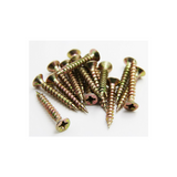 M3x25mm Self-Tapping Zinc Screws - 300PCS/500PCS/2000PCS