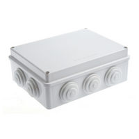 waterproof electrical junction box enclosure 200x155x80mm