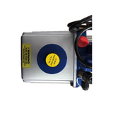 7CFM 2 Stages 3/4HP Refrigerant Vacuum Pump for Refrigeration Tools Air Condition Refurbished