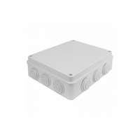 waterproof electrical junction box enclosure 200x200x80mm
