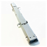 1x 1200mm Weatherproof IP65 LED Twin Tube Light Fittings