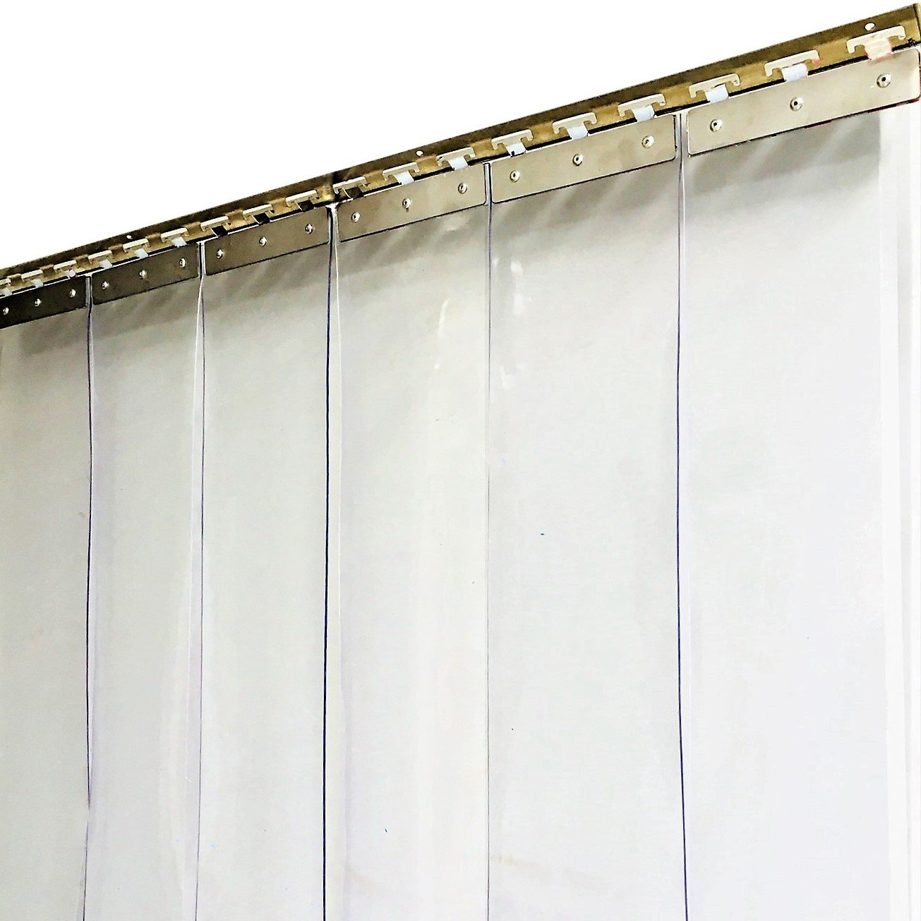 PVC Plastic Door Strips Curtain 2000 X 900mm