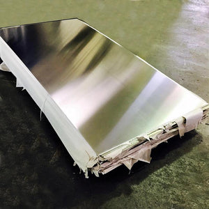 Aluminium Smooth Plate Sheet