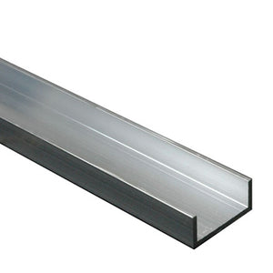 75mm x 35mm Aluminium Extrusions