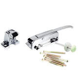 Stainless Steel Latch with screws