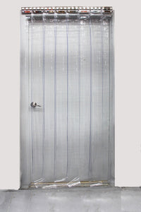 Overlap STANDARD Coolroom PVC Strip Curtains 1000 x 2000mm