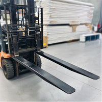 Forklift extension