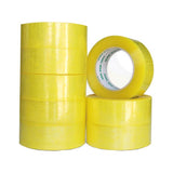 150 Meter x 50mm Heavy Duty Clear Packing Tape - 2PCS/4PCS/8PCS