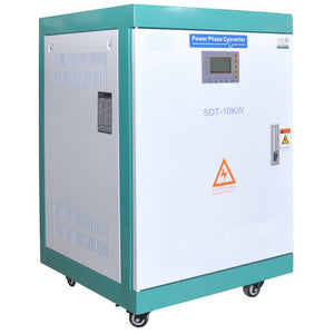 10KW static phase converter