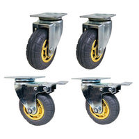 5 inch caster wheels