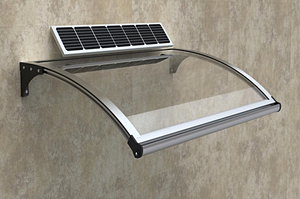 solar panel door awnings outdoor window awnings canopy