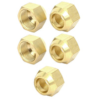 10PCS Forged Flare Nuts 1/2