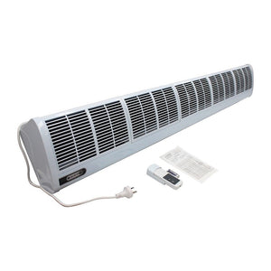 1200mm Air Curtains 3 Speed with Remote Control