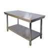 304 Stainless Steel Kitchen Bench 1000x600x800mmH