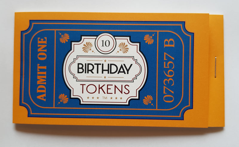 Birthday Tokens